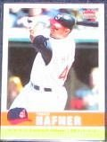 2006 Fleer Tradition Travis Hafner #79 Indians