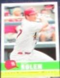 2006 Fleer Tradition Scott Rolen #50 Cardinals
