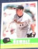2006 Fleer Tradition Roy Oswalt #26 Astros