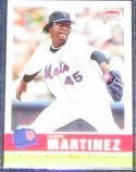 2006 Fleer Tradition Pedro Martinez #103 Mets