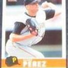 2006 Fleer Tradition Oliver Perez #135 Pirates