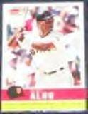 2006 Fleer Tradition Moises Alou #73 Giants