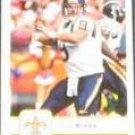 2006 Fleer Drew Brees #81 Saints