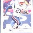 2006 Fleer Corey Dillon #59 Patriots
