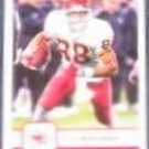 2006 Fleer Tony Gonzalez #50 Chiefs