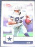 2006 Fleer Terry Glenn #27 Cowboys