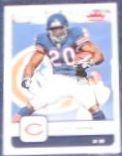 2006 Fleer Thomas Jones #18 Bears