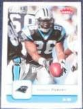 2006 Fleer DeShaun Foster #15 Panthers
