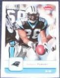 2006 Fleer DeShaun Foster #15 Panthers
