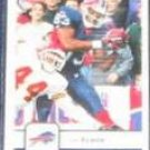 2006 Fleer Lee Evans #12 Bills