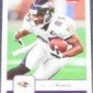 2006 Fleer Derrick Mason #9 Ravens