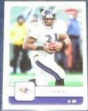 2006 Fleer Jamal Lewis #7 Ravens