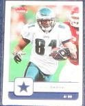 2006 Fleer Terrell Owens #75 Cowboys