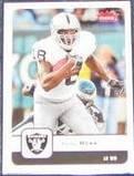 2006 Fleer Randy Moss #70 Raiders