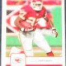 2006 Fleer Larry Johnson #48 Chiefs
