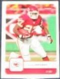 2006 Fleer Larry Johnson #48 Chiefs