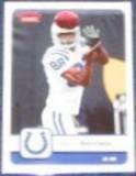 2006 Fleer Marvin Harrison #43 Colts