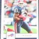 2006 Fleer Willis McGahee #10 Bills