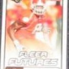 2006 Fleer Futures Rookie Tye Hill #195 Rams