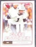 2006 Fleer Futures Rookie Todd Watkins #193 Cardinals