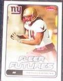 2006 Fleer Futures Rookie Mathias Kiwanuka #171 Giants