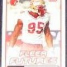 2006 Fleer Futures Rookie Kamerion Wimbley #156 Browns