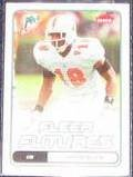 2006 Fleer Futures Rookie Jason Allen #144 Dolphins