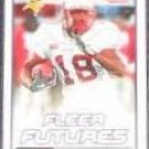 2006 Fleer Futures Rookie Hank Baskett #143 Vikings