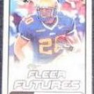 2006 Fleer Futures Rookie Garrett Mills #139 Patriots