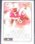 2006 Fleer Futures Rookie Elvis Dumervil #137 Broncos