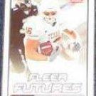 2006 Fleer Futures Rookie David Thomas #126 Patriots