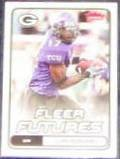 2006 Fleer Futures Rookie Cory Rodgers #122 Packers