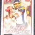 2006 Fleer Futures Rookie Bruce Gradkowski #115