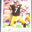 2006 Fleer Ben Roethlisberger #76 Steelers