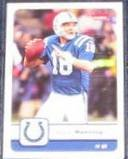 2006 Fleer Peyton Manning #41 Colts