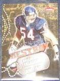 2006 Fleer Seek and Destroy Brian Urlacher #SD-BU Bears
