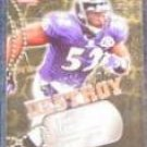 2006 Fleer Seek and Destroy Ray Lewis #SD-RL Ravens