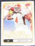 2006 Fleer Futures Rookie Omar Jacobs #179 Steelers