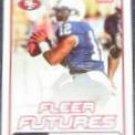 2006 Fleer Futures Rookie Michael Robinson #177 49ers