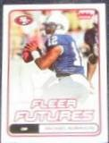 2006 Fleer Futures Rookie Michael Robinson #177 49ers