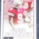 2006 Fleer Futures Rookie Donte Whitner #168 Bills