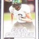 2006 Fleer Futures Rookie Demetrius Williams #130