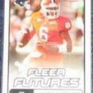 2006 Fleer Futures Rookie Charlie Whitehurst #120