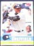 2006 Fleer Tradition Gary Sheffield #197 Yankees