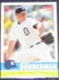2006 Fleer Tradition Jeremy Bonderman #176 Tigers