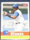 2006 Fleer Tradition Angel Berroa #168 Royals