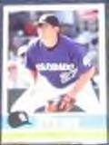 2006 Fleer Tradition Garrett Atkins #161 Rockies