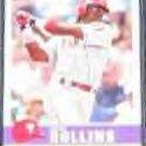2006 Fleer Tradition Jimmy Rollins #131 Phillies