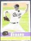 2006 Fleer Tradition Erik Bedard #118 Orioles