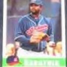 2006 Fleer Tradition C.C. Sabathia #82 Indians